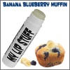 BANANA BLUEBERRY MUFFINS