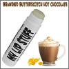 BRANDIED BUTTERSCOTCH HOT CHOCOLATE